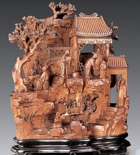 红木雕刻_江苏国际在线